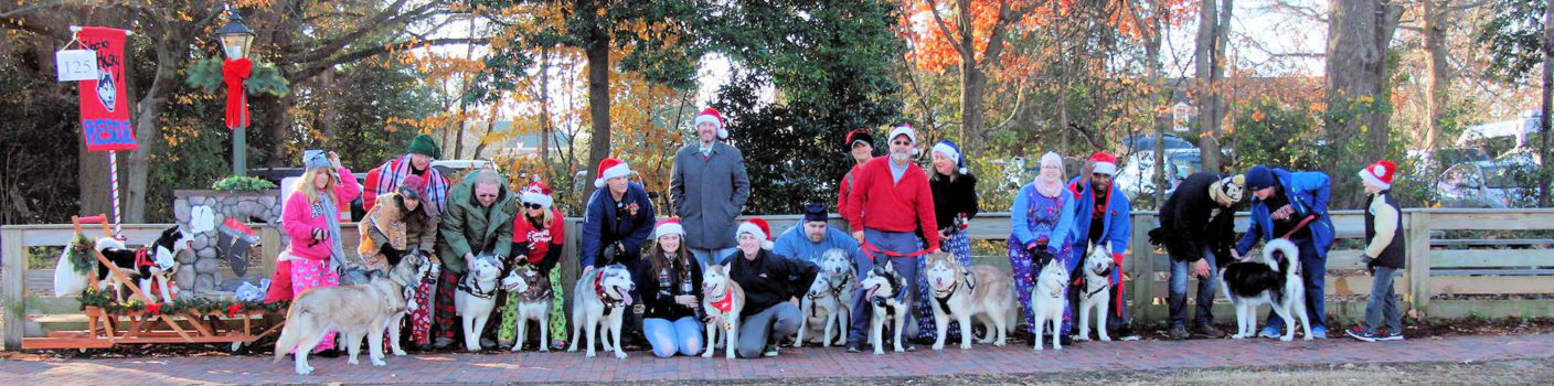 Williamsburg Christmas Parade - December 7, 2019